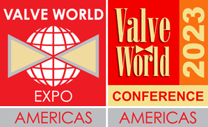 Valve World Americas and Valve World 2019 Conference logo